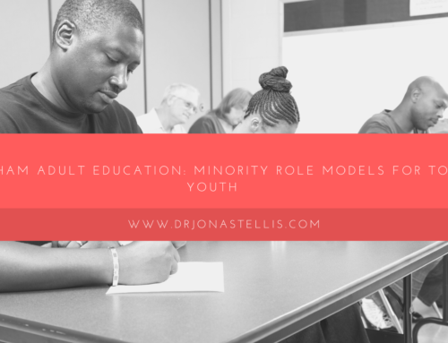 Birmingham Adult Education: Minority Role Models for Today's Youth