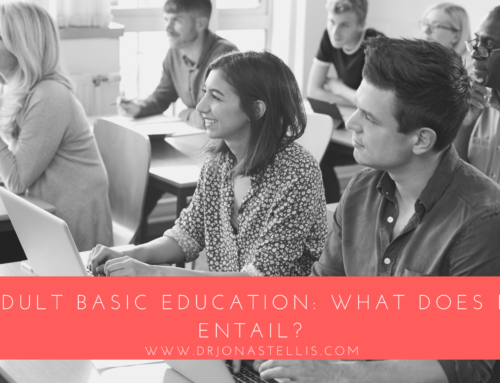 Adult basic education: What does it Entail?